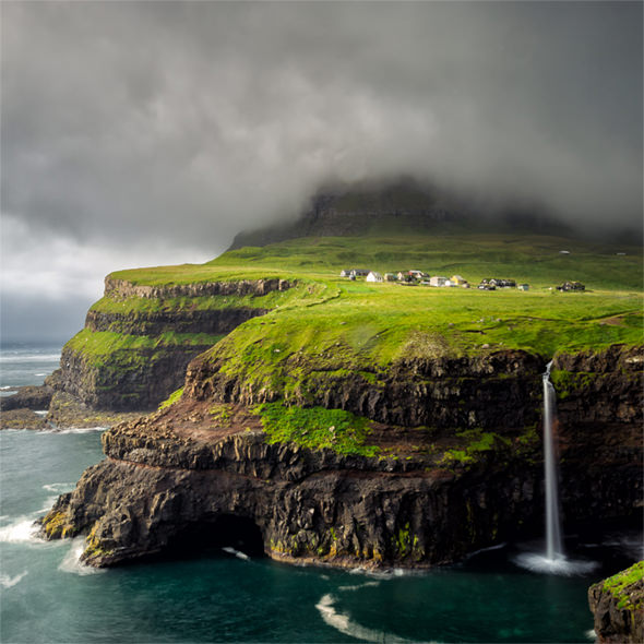 Teaser Slider fuer Fotoreise Faeroer Inseln 2017